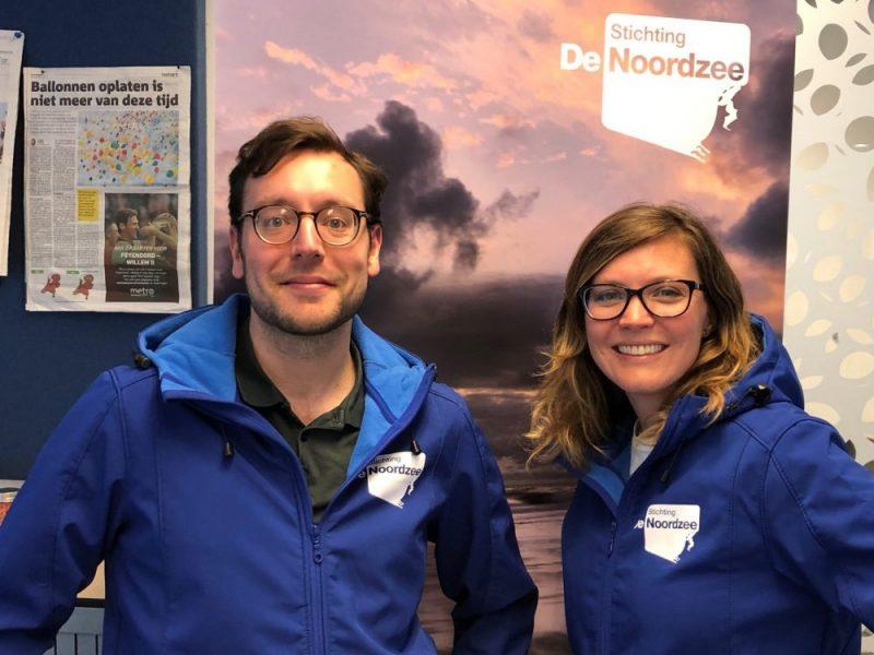 Marc en Marijke Stichting De Noordzee